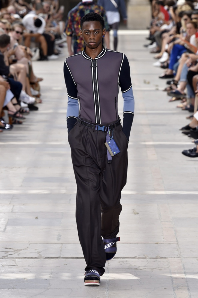 Louis Vuitton Men's Spring 2018
